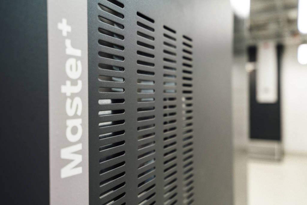 EKu.LOC | Einsatz der USV-Batterie-Lösung Master+ im Rechenzentrum